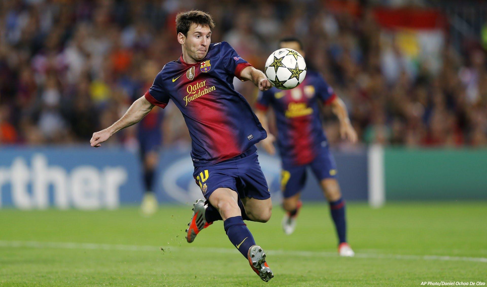 Messi, les meilleurs buts
