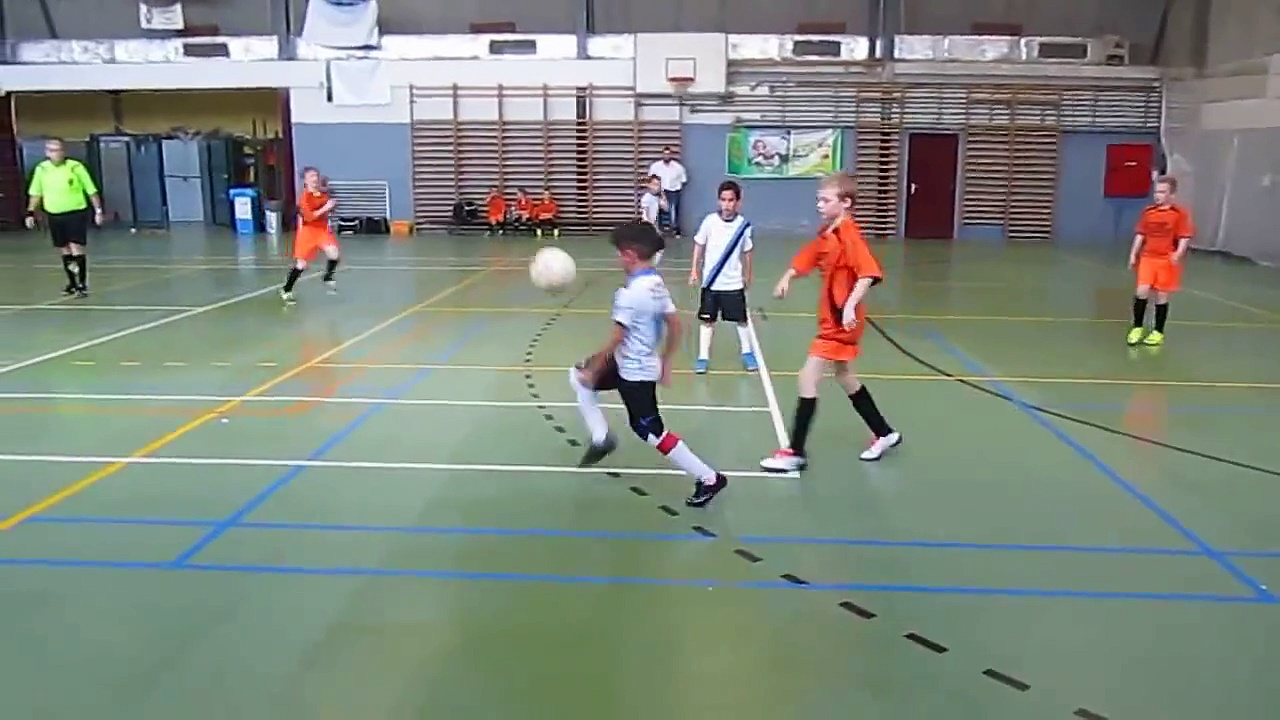VIDÉO. Un petit prodige belge sur les traces de Messi et de Hazard