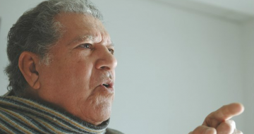 Abdelkader Mana, président de l'USMH (© Liberté)