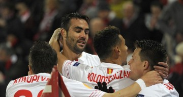 Les deux clubs ont été départagés par les tirs aux buts qui ont souri aux Andalous. (Source : http://www.sevillafc.es/)