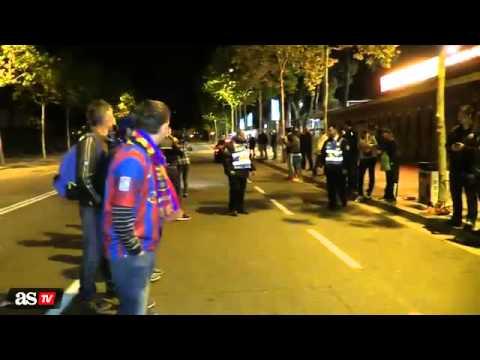 VIDÉO. Messi insulté par des fans du Barça
