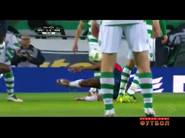 VIDÉO. Slimani signe son 23e but de la saison