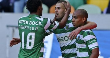 Sporting vs Boavista
