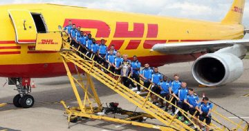 Leicester-DHL