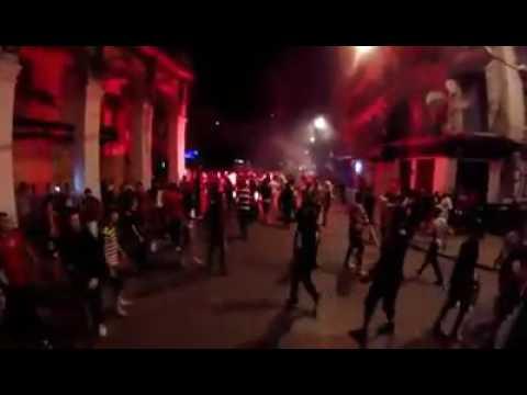 VIDÉO. Les festivités du 54e anniversaire du CRB tournent à l'émeute