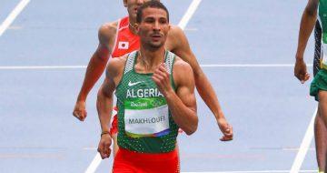 Toufik Makhloufi Rio2016