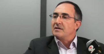 Amar Brahmia, chef de mission de la délégation algérienne aux JO (D.R.)