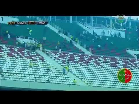 VIDÉO. Ligue 1: bagarres entre les supporteurs du MCA et de l'USMH