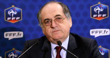 FOOTBALL : Election President FFF - 15/12/2012