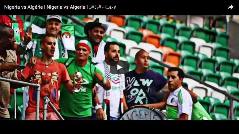 algerie-nigeria