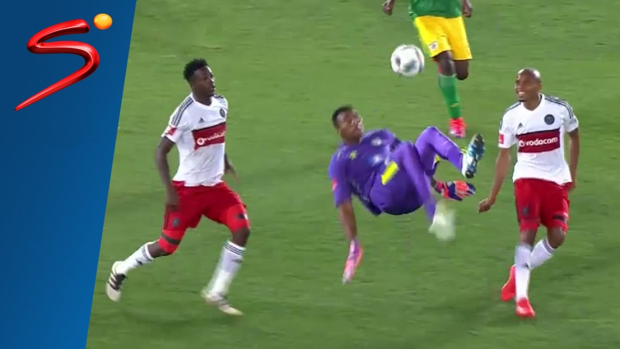 VIDÉO. Un gardien marque le but de l'année en Afrique du Sud