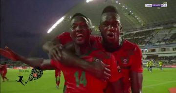 VIDÉO. CAN 2017 : Gabon 1 – Guinée-Bissau 1: les buts du match