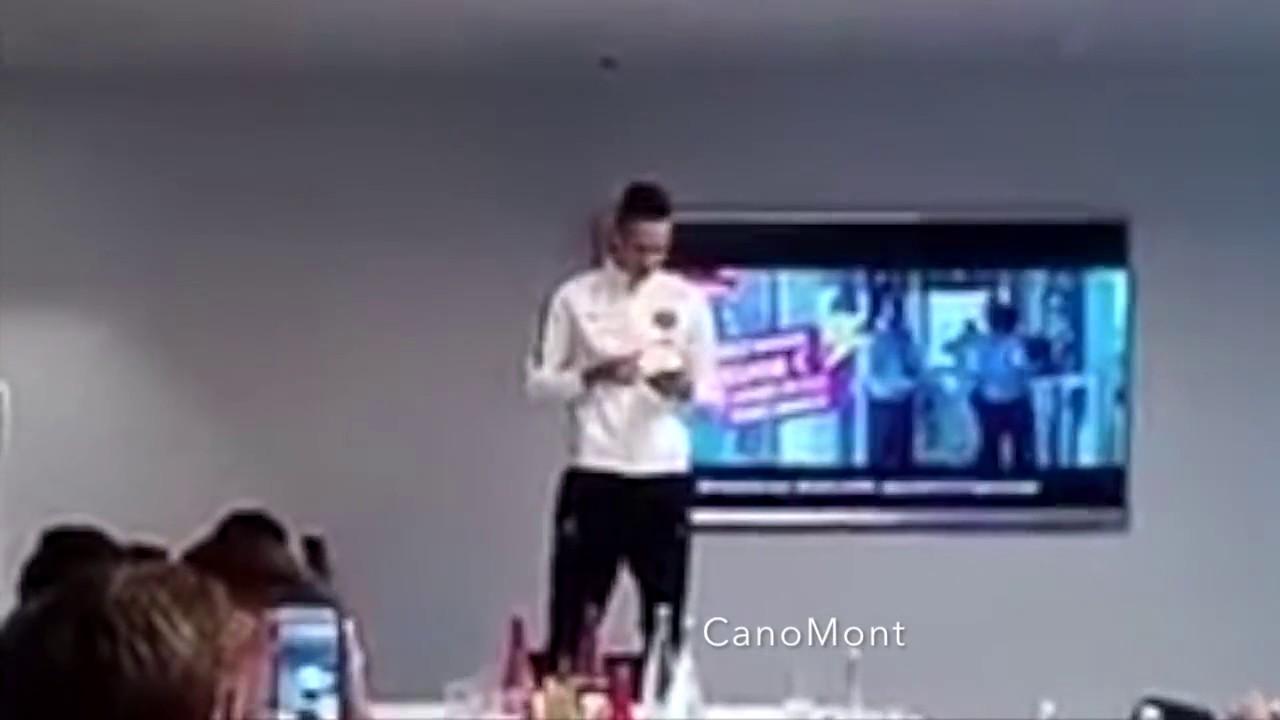 VIDÉO. Julian Draxler a chanté Aicha de Cheb Khaled pour fêter son arrivée au PSG