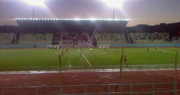 stade de l'Unité Maghrébine de Béjaïa